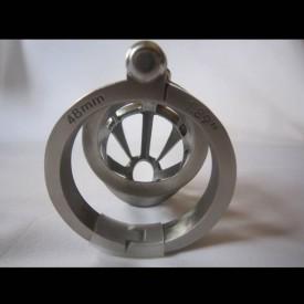 Kyskhedsbælte i 100% rustfrit stål fra den kendte producent Bon4. Fås i flere størrelser. Bon4 large stål til den kræsne bruger