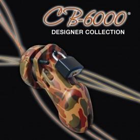 Kyskhedsbælte i army styre fra CB-X. CB-6000 militær style.