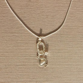 Queen of Spades necklace - 2
