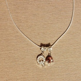 Queen of Spades necklace - 3