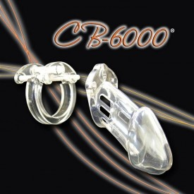 CB6000 chastity device for men