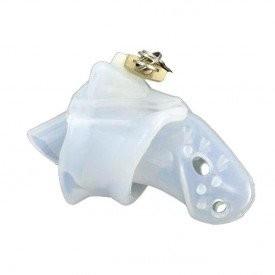 Prisonbird silicone chastity device